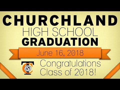 Churchland High School Graduation 2018