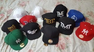 MY SNAPBACK HAT COLLECTION ( J…