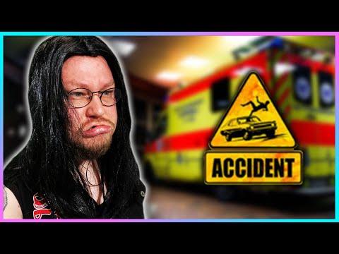 ASOZIALER Rocker im Rettungsdienst | Accident