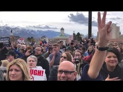 Salt Lake City March for Our Lives