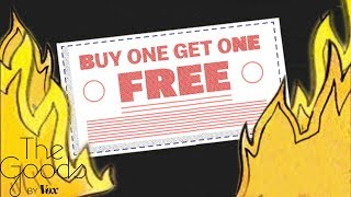 "Why ""Buy one, get one free"" isn't a great deal"