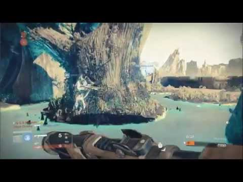 Destiny Taken King HYPE: Mayhem Shotguns (Level Up Fast On Destiny)