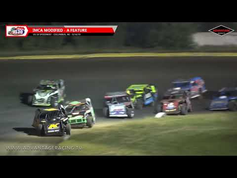 Modified Feature - US 30 Speedway - 9/14/19