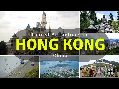 Hong Kong Tourist Attractions | Places to Visit in Macau | Most Beautiful Places in China