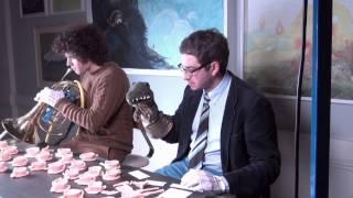 [Performance] Noëlle-Anne Darbellay, Francisco Sierra, Samuel Stoll