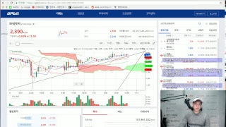 폭락후 시장 회복! 비트코인의 다음 단계는?  비트고수 스펑키의 비트코인 전문 방송!  2018-01-13