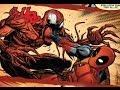 Deadpool VS Carnage #1,2 Stupid Crazy VS Murderous Crazy -Comic Island