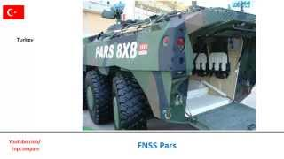 Video FNSS Pars, 8x8 armored fighting vehicles specifications download MP3, 3GP, MP4, WEBM, AVI, FLV Mei 2018