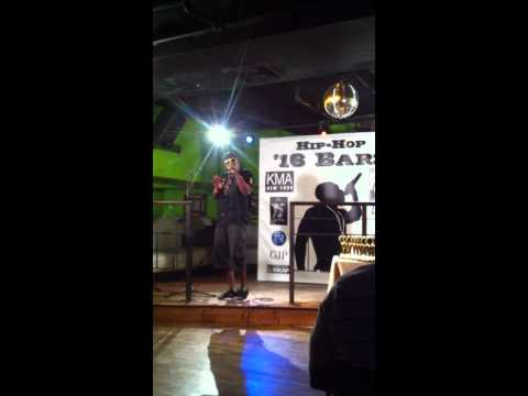 Nemo Dilinga Live @ Hip Hop 16 Bars: By Taylord2fit Ent