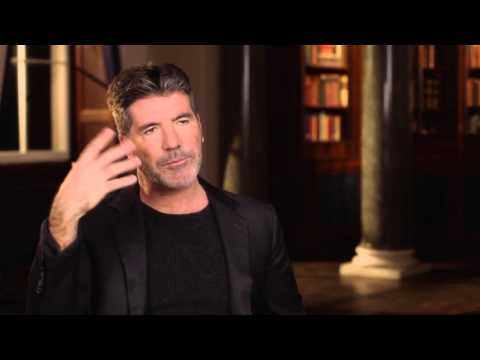 Simon Cowell on the Global Academy