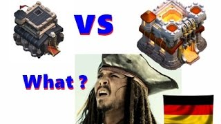 (GER) Ist das euer Ernst ? Clankrieg-Mismatch des Jahrhunderts - Clash of Clans Deutsch