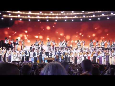 Concert Andre Rieu București 6 iunie 2015 (Final cu Ciuleandra)