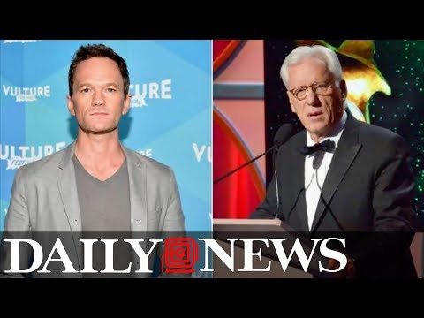 Neil Patrick Harris calls out James Woods for 'utterly classless' tweet about 'gender creative' boy