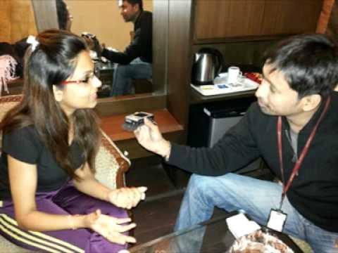 Singer / Comedian Sugandha Mishra with Rj Animesh live on Red fm Kolkata