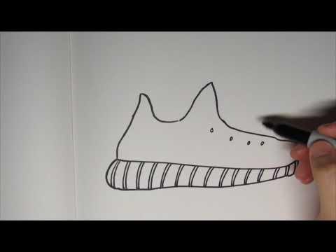 myymälä tilata paras verkkosivusto How to Draw Yeezy Boosts 350 (Quick Sketch)