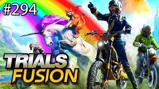 Blonde Lawsuit - Trials Fusion w/ Nick