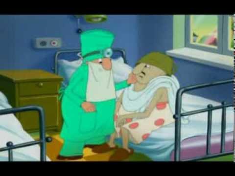 Мультфильм иван и митрофан в больнице