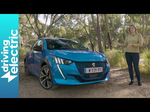 Peugeot e-208 first drive - DrivingElectric
