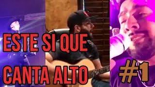Las Notas mas Altas de los cantantes del Regional Mexicano - Episodio 1