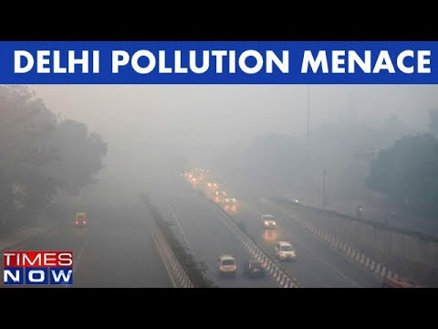 Delhi Nears Pollution Emergency: All Schools Shut Till Sunday, Metro To Run Extra Train Trips