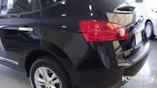 2015 Nissan Rogue Select Appearance & Convenience Package Tour