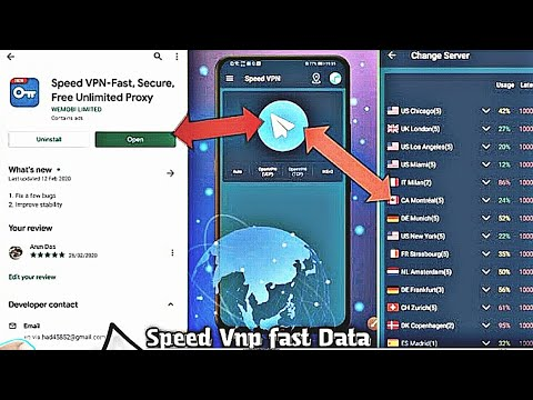 How To Fast Internet Speed Vpn Android Mobile 📱 Kaise Download Kare  All Android Phone 2020