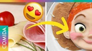 Genial comida saludable