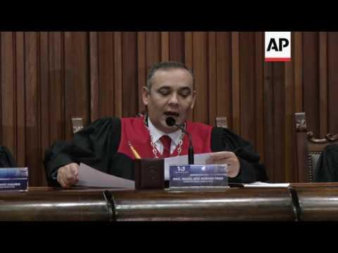 Venezuela High Court rejects US sanctions