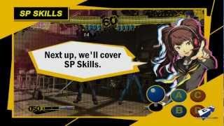 Shin Megami Tensei: Persona 4: The Ultimate in Mayonaka Arena - Tutorial 1
