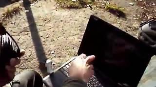видео Цифровые виды связи в FT-840.
