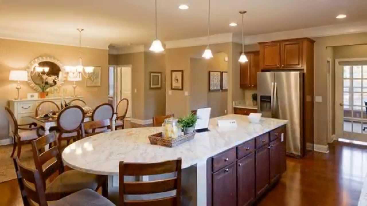 New Homes by Del Webb  Martin Ray Floorplan - YouTube