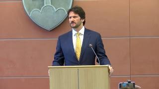 NAŽIVO: Vyhlásenie Roberta Kaliňáka k aktuálnej situácii