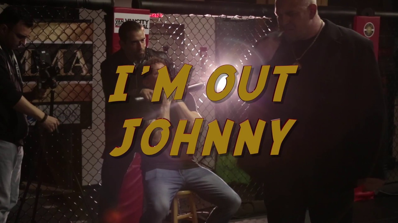 Behind the Scenes - I'm Out Johnny