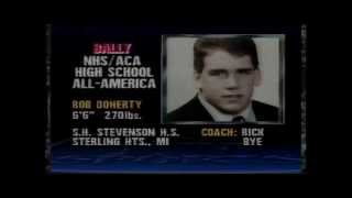 1987 BALLY high school all america team