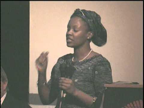 Jane Kambalame visits Furnace Brook Middle School in Marshfield  6/6