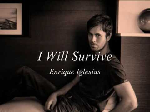 I Will Survive  Enrique Iglesias Sub Español
