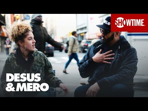 Flashed and Robbed in NYC Subway | DESUS & MERO | SHOWTIME