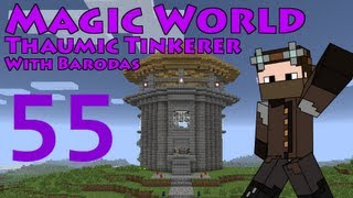 Magic World - Part 55 - Tool Dynamism Tablet - Thaumic Tinkerer