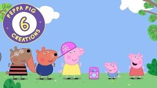 Peppa Pig Creations 06 - Nursery Rhymes: Old MacDonald / Twinkle Twinkle #PeppaPig
