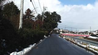 鳥取県 伯備線岸本駅~お菓子の寿城