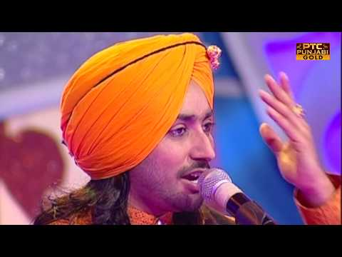 Nikki Jehi Kudi | Satinder Sartaaj | Live | Masters - Sitaare Punjab De | PTC Punjabi Gold