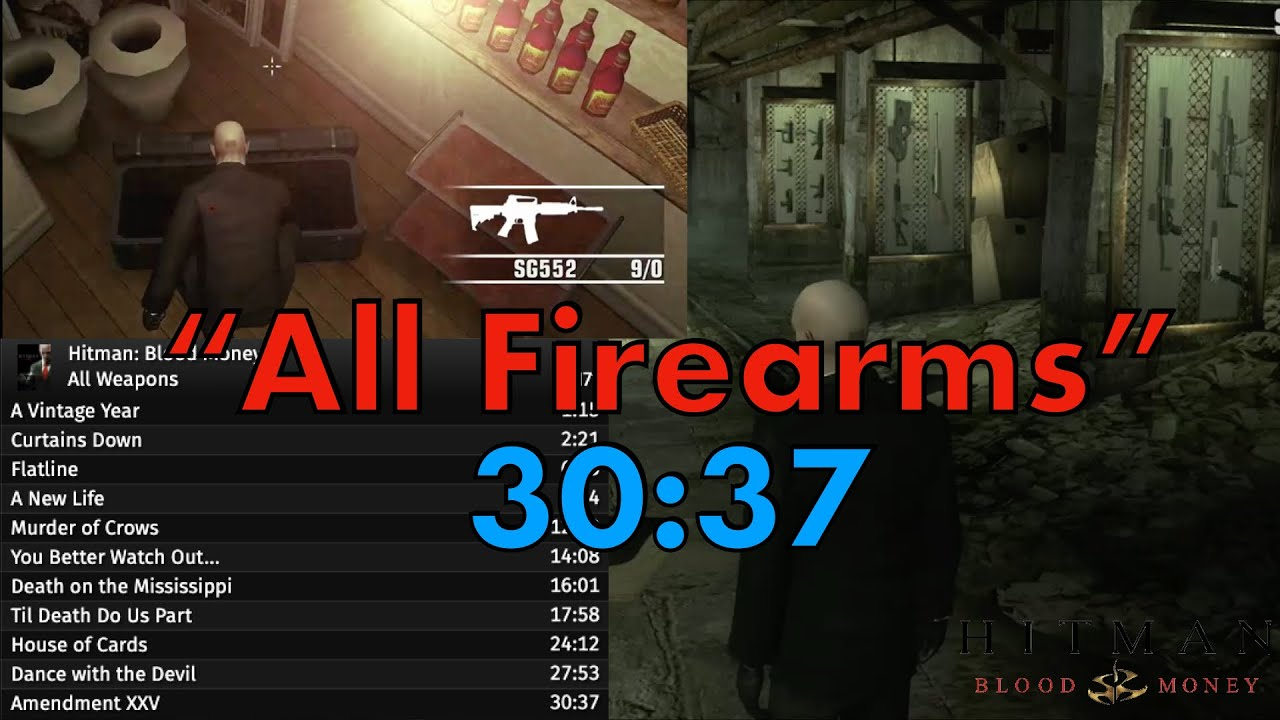 All Weapons Any Speedrun 30 37 Youtube
