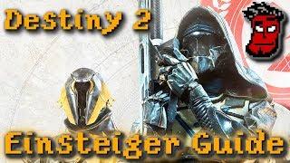 Destiny 2 für Einsteiger erklärt! | Destiny 2 Beginners Guide / Tutorial [German Deutsch]