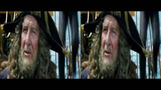 Пираты Карибского моря: Мертвецы не рассказывают сказки. Русский трейлер (L) 3D 4K