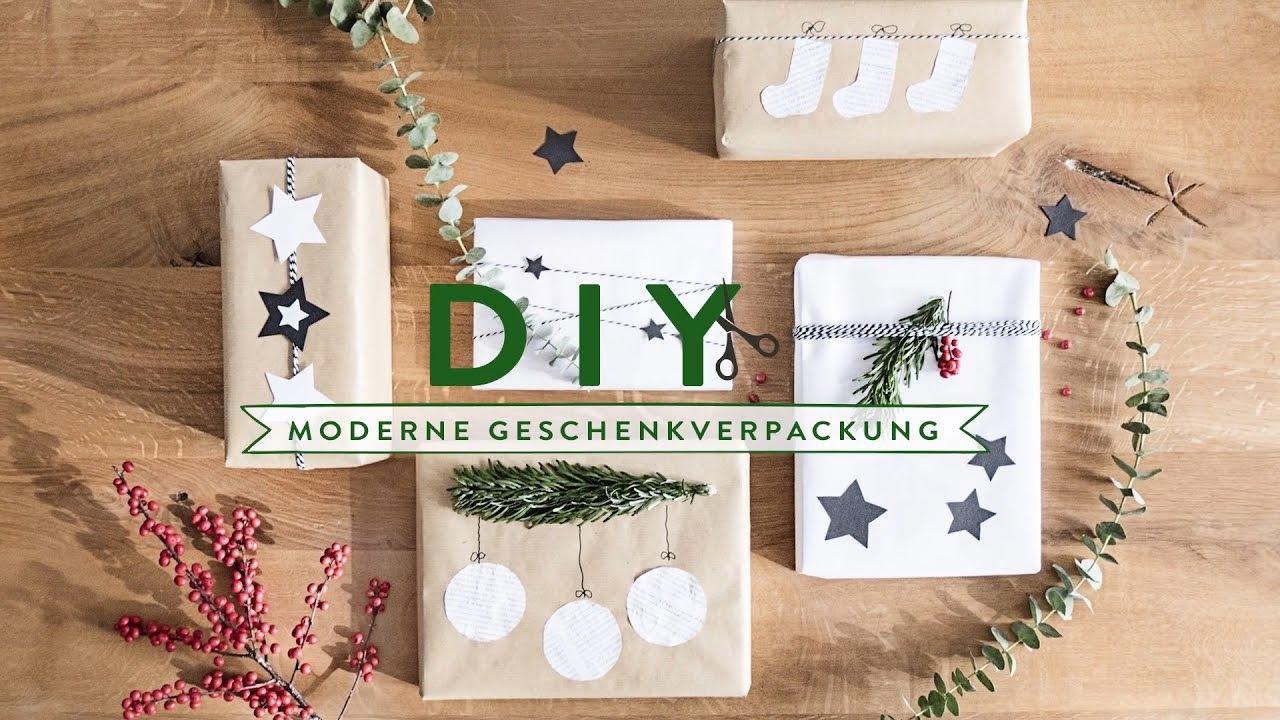 Tipps Weihnachtsgeschenke.Weihnachtsgeschenke Modern Verpacken Westwing Diy Tipps