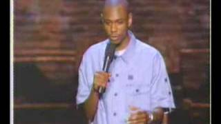 dave chappelle bad guy talk