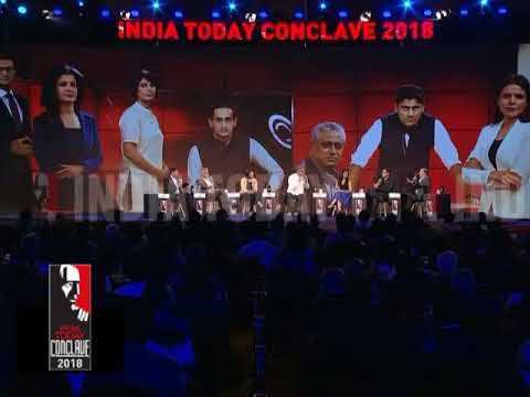Derek O'Brien Well Suited To Be A TV Anchor, Says Rahul Kanwal | India Today Conclave 2018