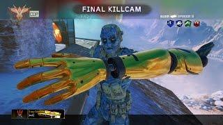 Black Ops 3 - Crispy Killcams #8 (Mannequin Arm Kills, Funny Fails, Disc Gun Bank Shots!)