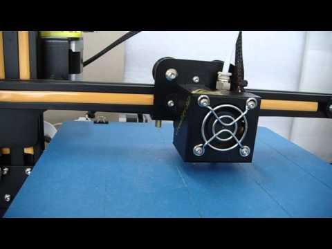 CR-8 3D列印機平台校正說明 MAH02366