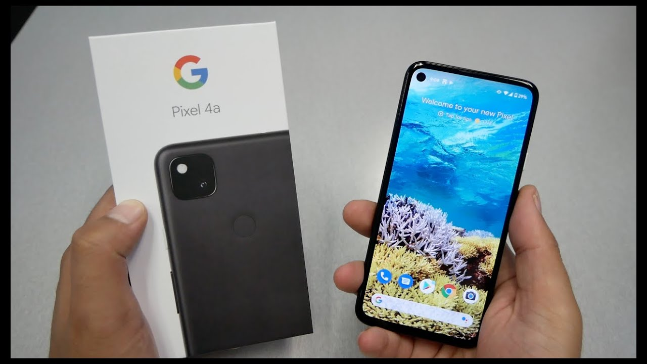 Google Pixel 4a (Budget King) Unboxing and Deep Look